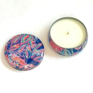 Lilly Pulitzer Candle
